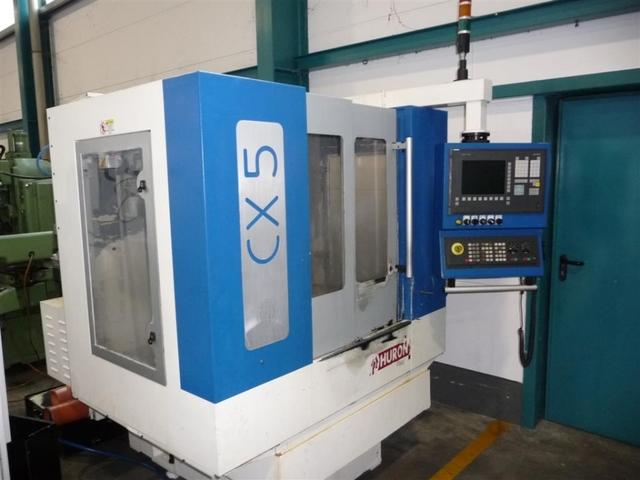more images Milling machine Huron CX 5