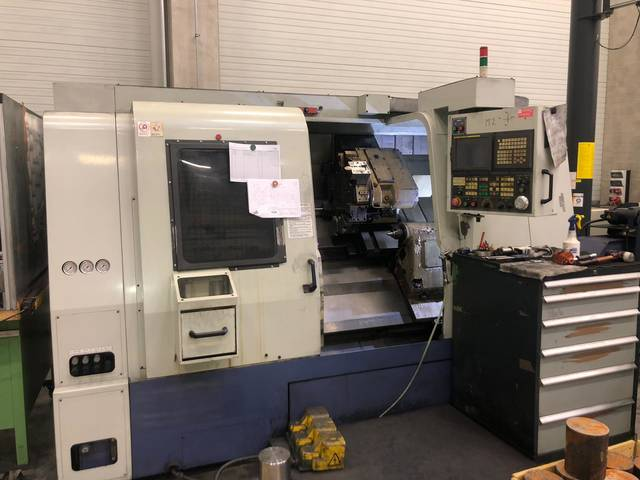 more images Lathe machine Hwacheon Hi-Tech 300 MC