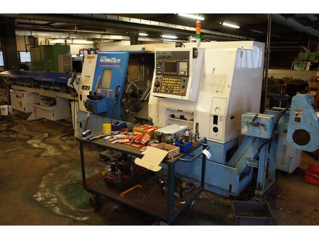 more images Lathe machine Hyundai Kia Super Turn 21 LMS