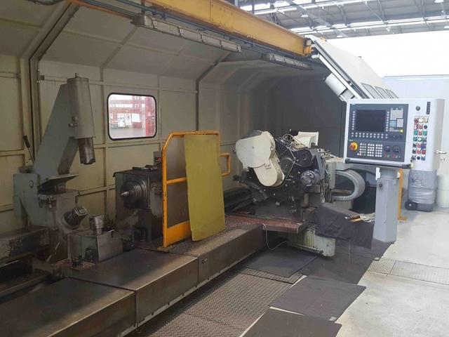 more images Lathe machine INNSE TPFR 90 x 6000 CNC Y