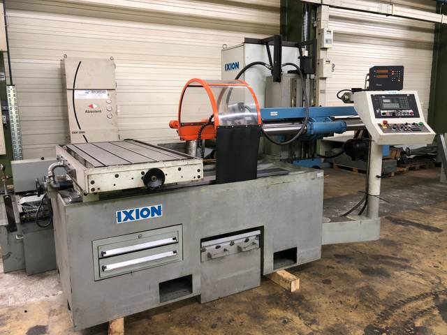 more images Ixion TL 1000 CNC.1 Deep hole drilling machines