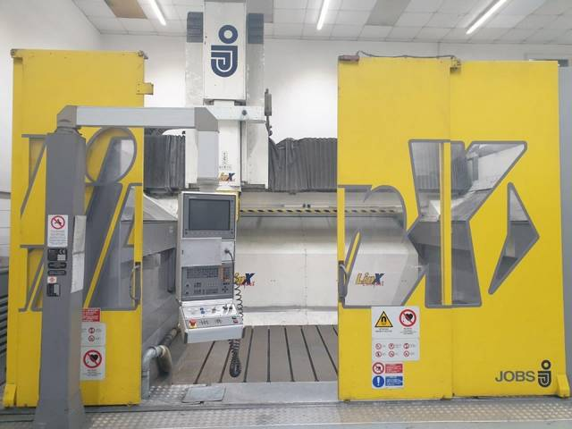 more images Milling machine Jobs LinX Compact 5 Axis