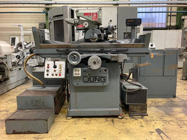 more images Grinding machine Jung HF 50 RD