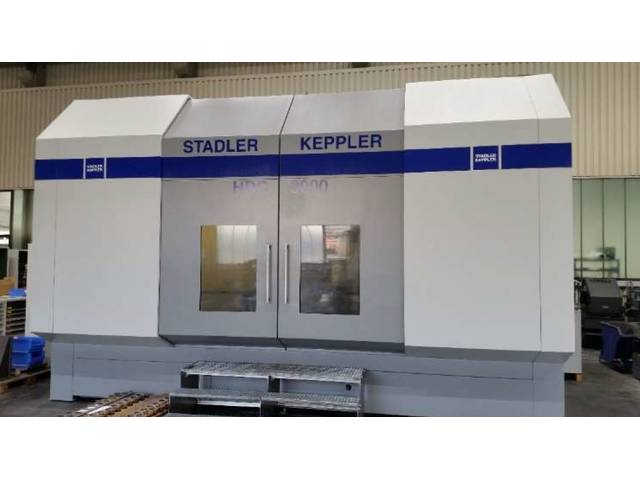 more images Milling machine Keppler HDC 3000, Y.  2010