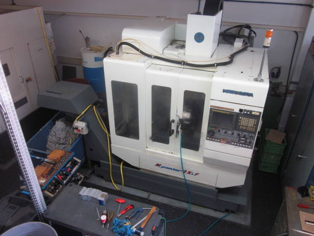 more images Milling machine Kitamura Mycenter 1xif, Y.  2003