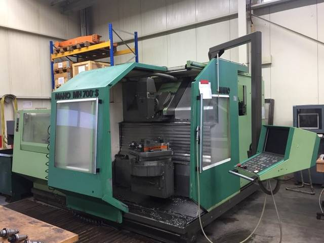 more images Milling machine Maho 700 S