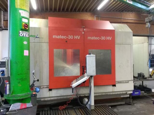 more images Milling machine Matec 30 HV, Y.  2008