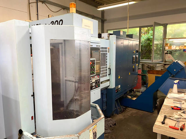 more images Milling machine Matsuura H Plus 300 PC5, Y.  2006