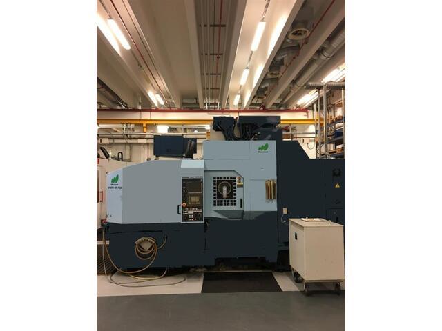 more images Milling machine Matsuura MAM 72-63V APC 2, Y.  2004