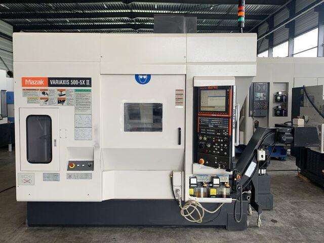 more images Milling machine Mazak Variaxis 500-5X II, Y.  2007