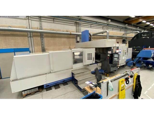 more images Milling machine Mazak FJV 60 / 160