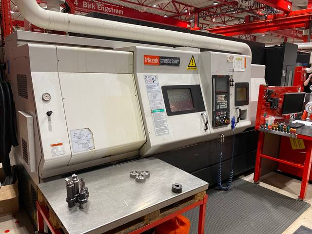 more images Lathe machine Mazak QT 350 MY Nexus