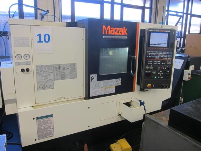 more images Lathe machine Mazak QT Nexus 250-II MS