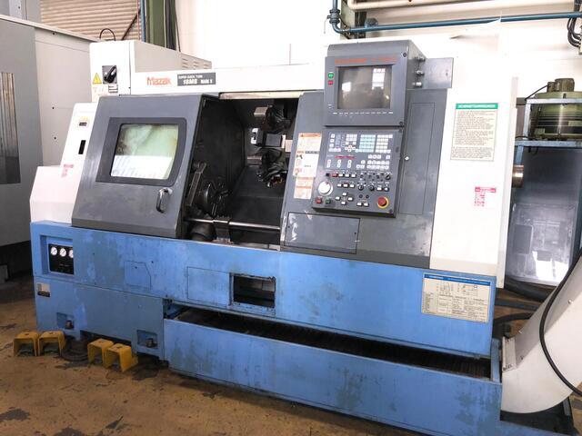 more images Lathe machine Mazak SQT 18 MS