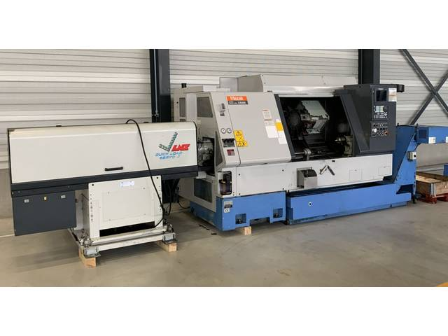 more images Lathe machine Mazak Super Quick Turn 250 M x 1000