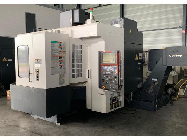 more images Milling machine MAZAK Variaxis 500-5x II, Y.  2006