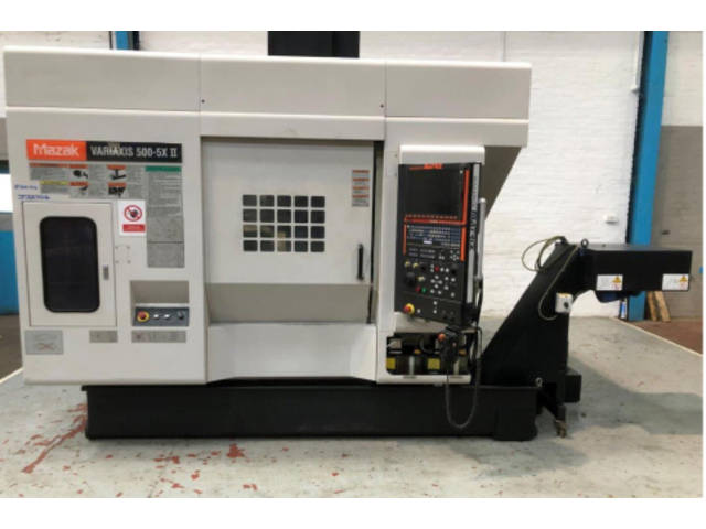 more images Milling machine Mazak Variaxis 500-5X II