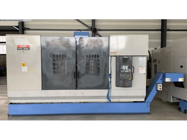 more images Milling machine Mazak VTC 200 C
