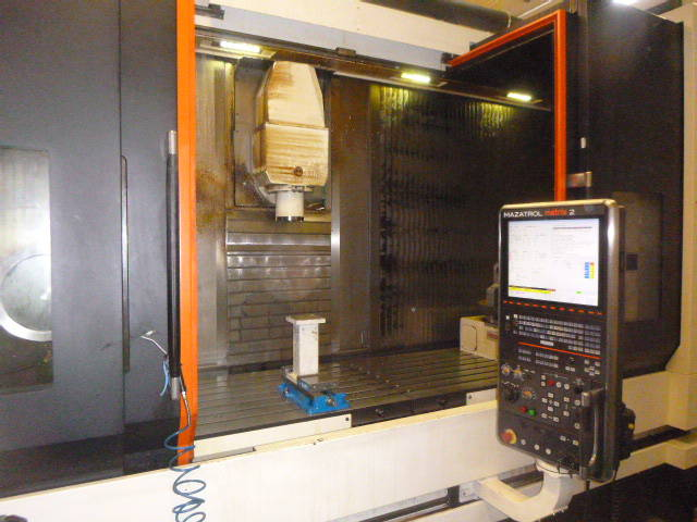 more images Milling machine Mazak VTC 800 / 30 SR, Y.  2016