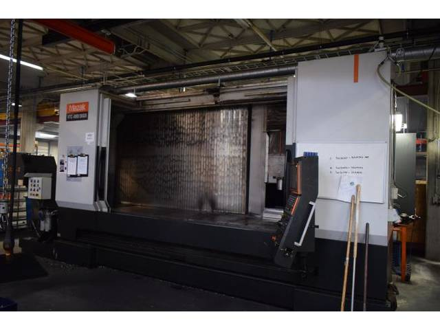 more images Milling machine Mazak VTC 800 / 30 SR
