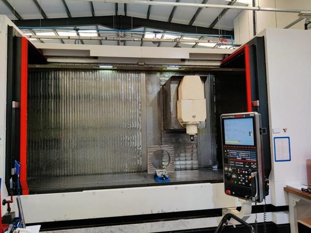 more images Milling machine Mazak VTC 800 / 30 SR