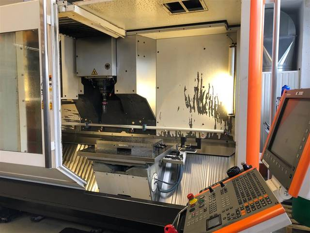 more images Milling machine Mikron HPM 1200 HD