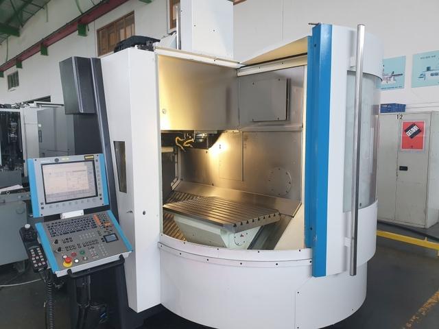 more images Milling machine Mikron HSM 800