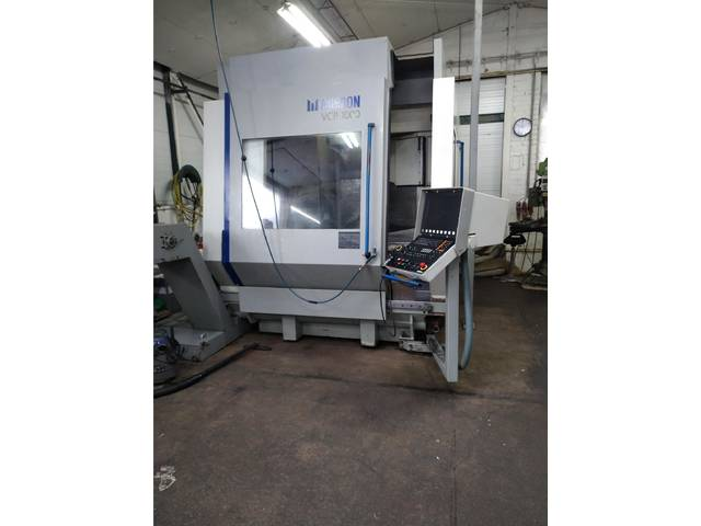 more images Milling machine Mikron VCP 1000