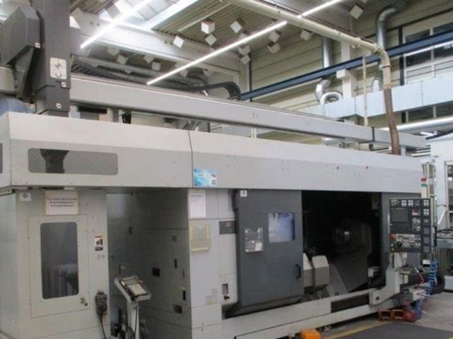 more images Lathe machine Mori Seiki MT 2500 / 1500 SZ