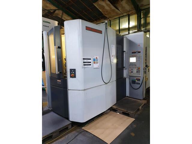 more images Milling machine Mori Seiki NHX 5000