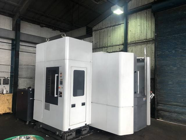 more images Milling machine Mori Seiki NHX 5000, Y.  2013