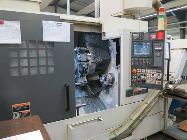 more images Lathe machine Mori Seiki NL 2500 SY / 700