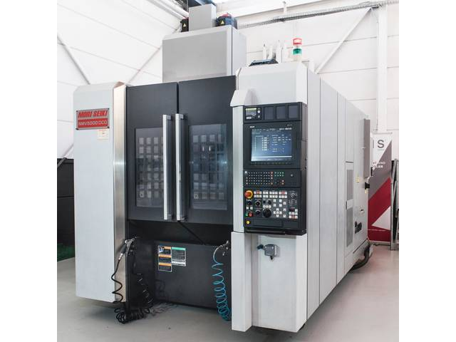 more images Milling machine Mori Seiki NMV 5000 DCG