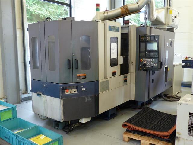 more images Milling machine Mori Seiki SH 403, Y.  2001