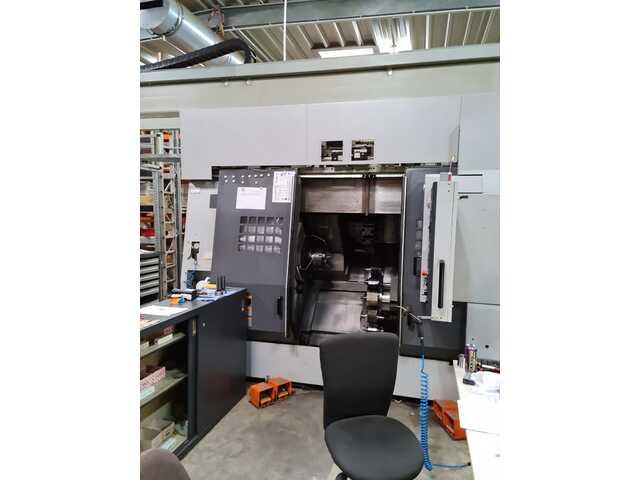 more images Lathe machine Mori Seiki ZT 2500 Y + Promot gentry