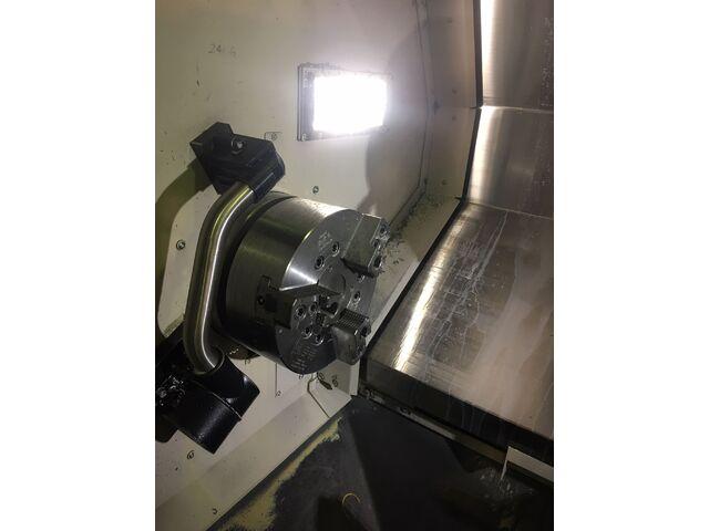 more images Lathe machine Okuma Genos L400-E