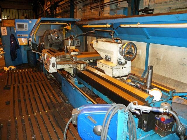 more images Lathe machine PBR T 450 SNC
