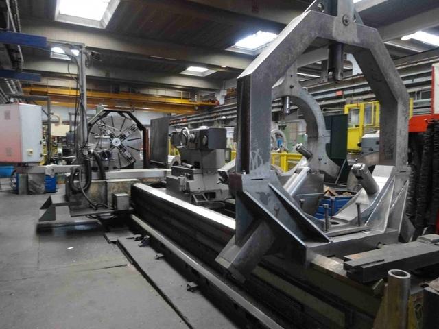 more images Lathe machine Pontigia PH 800 E CNC