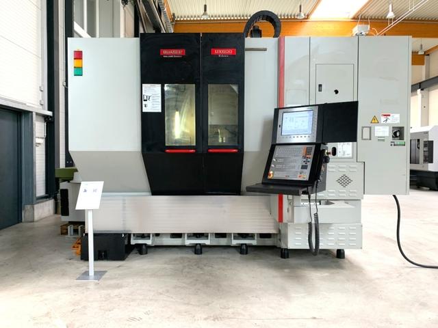 more images Milling machine Quaser UX 600 - 15C