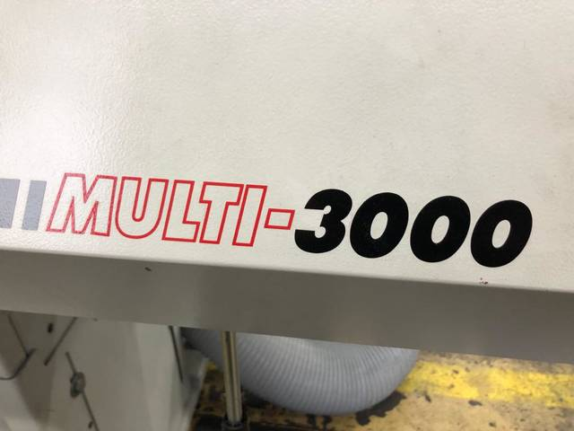 more images SAMSYS Multi 3000 Used accessories