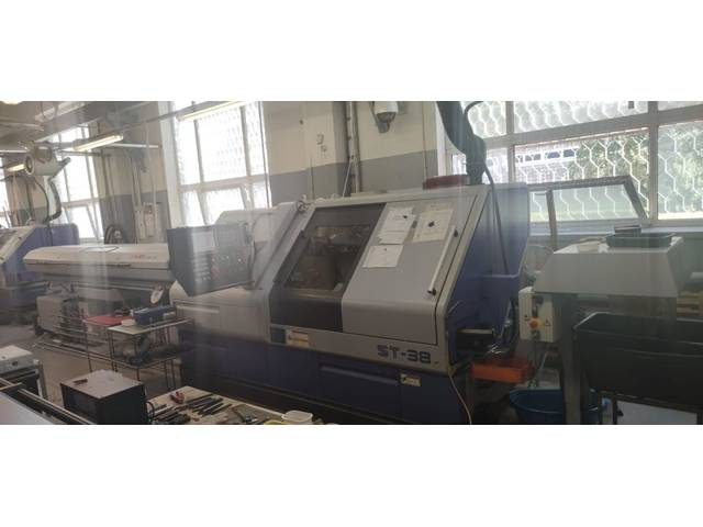 more images Lathe machine Star ST 38