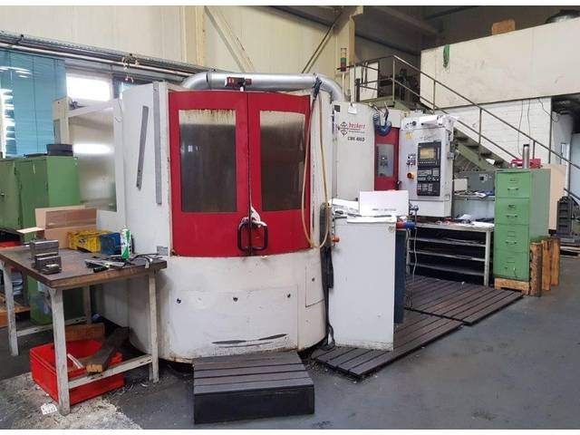 more images Milling machine Starrag Heckert CWK 400 D, Y.  2000