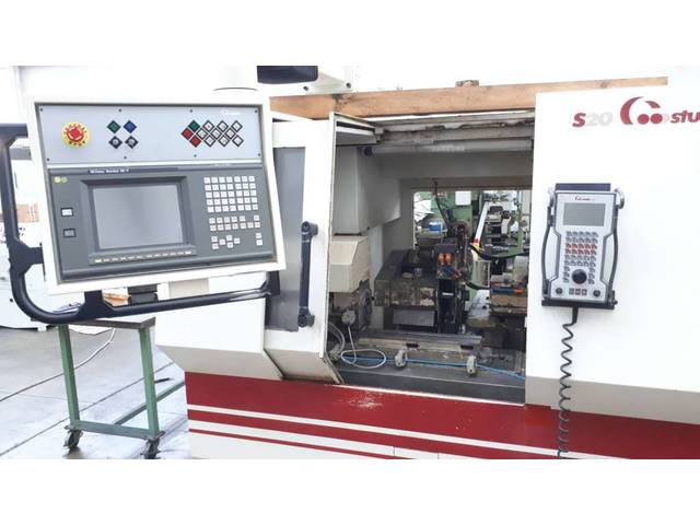 more images Grinding machine Studer s 20 cnc - MS