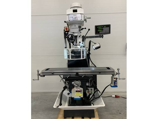 more images Toren X 6323 A Conventional Milling Machines