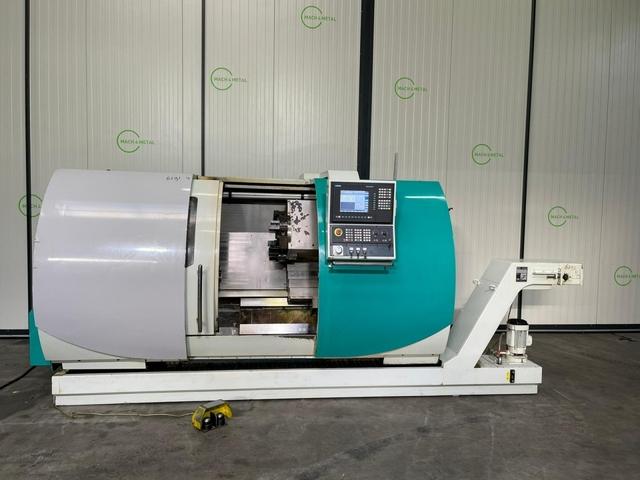 more images Lathe machine TOS SBL 500 CNC