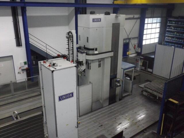 more images Union PCR 150 Boringmills