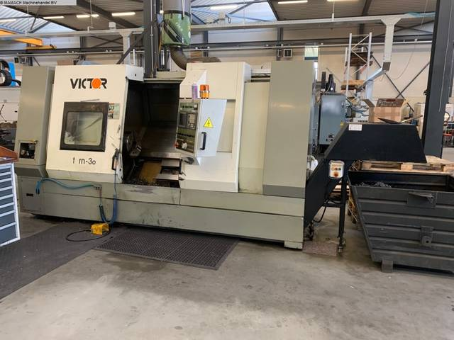 more images Lathe machine Victor V-Turn 36 / 125