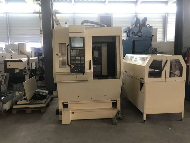 more images Milling machine Willemin-Macodel W 408 B